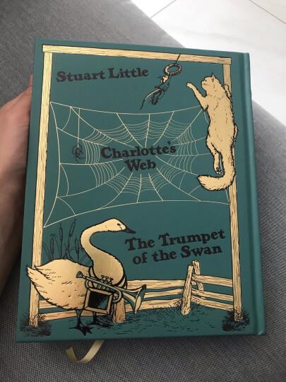 Charlotte's Web Audio CD夏洛的网,50周年纪念版CD 英文原版 晒单图