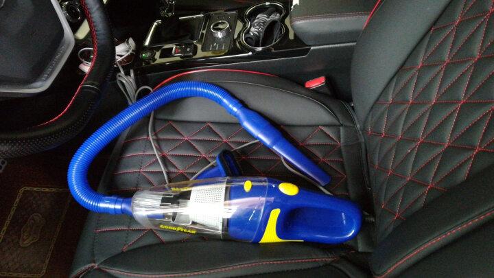 固特异(Goodyear) 车载吸尘器   干湿两用 多功能汽车用品车用吸尘器 12V75W 3米长 GY-2895 晒单图