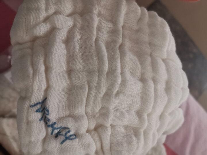 迪士尼宝宝毛毯儿童毯子盖毯婴儿云毯双层加厚礼盒装浅黄17007 晒单图