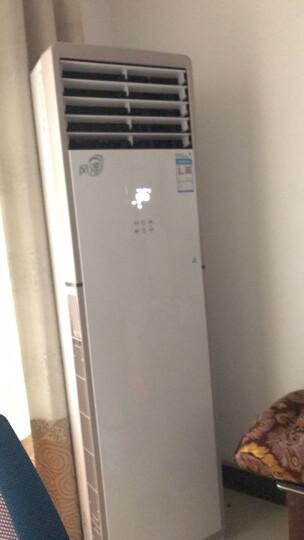 美的(Midea)2匹 风淳 远距离送风 WIFI智能操控 冷暖立柜式客厅空调立式柜机KFR-51LW/WPCD3@ 晒单图