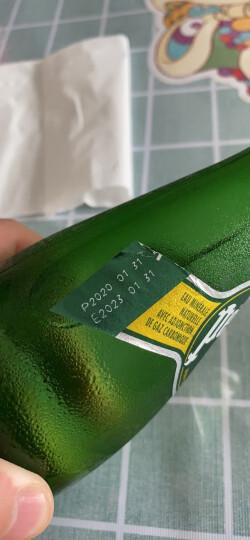 法国原装进口 巴黎水(Perrier)天然含气矿泉水 原味气泡水750ml*12瓶 (玻璃瓶)整箱 晒单图
