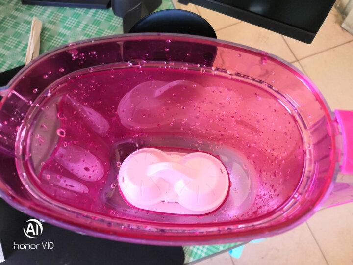 倍世(BWT)滤水壶Vida手动款 2.6L蓝色 1壶1芯 家用过滤净水器自来水过滤器 净水壶滤芯套装 晒单图