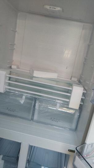容声(Ronshen) 456升 十字对开多门冰箱 一级能效 风冷无霜 抗菌 独立宽温 干湿分储BCD-456WD11FP 晒单图