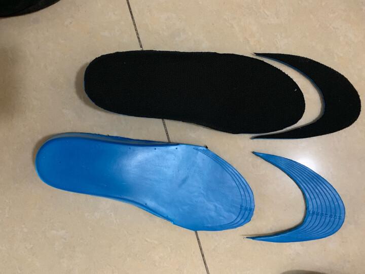 屈臣氏获奖品牌 ELEFT 超轻盈增高鞋垫 隐形软垫全垫男女 黑色3CM 晒单图