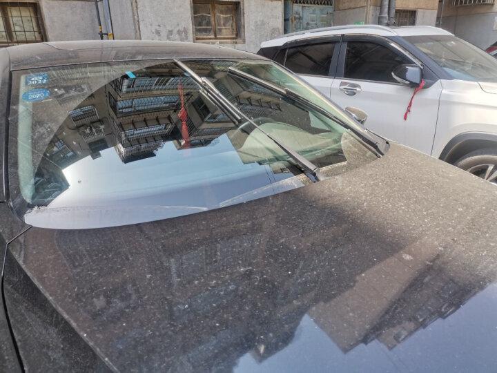 博世(BOSCH)雨刷器/雨刮器/片进口专用神翼无骨29/29对装(新福克斯两厢/三厢12款-/麦柯斯/DS4/DS5/别克GL8) 晒单图