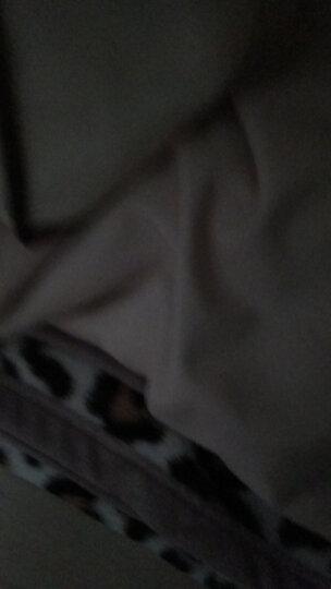 南极人 北欧风纯色四件套水洗棉被套刺绣被罩网红款床单床笠学生简约宿舍三件套床上用品 轻奢40刺绣款-经典咖 2.0m床适用(被套220*240cm) 晒单图