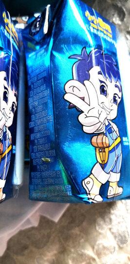 君乐宝(JUNLEBAO)小小鲁班儿童成长风味常温酸牛奶200g*8礼盒装 晒单图