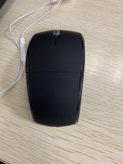 F.L 无线折叠鼠标 办公游戏节能 笔记本台式苹果微软电脑无线折叠鼠标 升级版无线折叠鼠标 晒单图