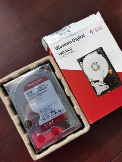 西部数据(WD)红盘 4TB SATA6Gb/s 网络储存(NAS)硬盘 晒单图