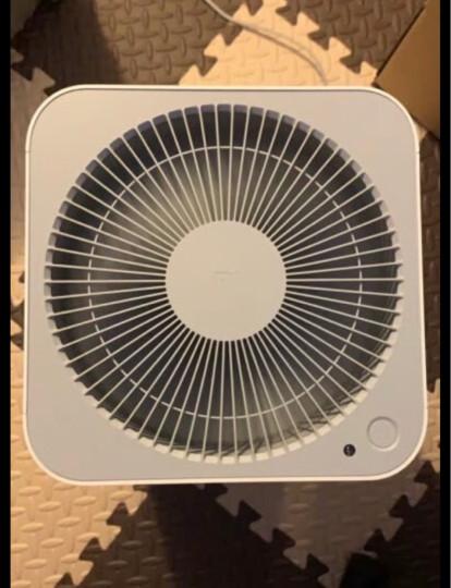 小米(MI)空气净化器2代2s家用除甲醛智能除灰尘雾霾烟办公室PM2.5 小米米家空气净化器2S 晒单图
