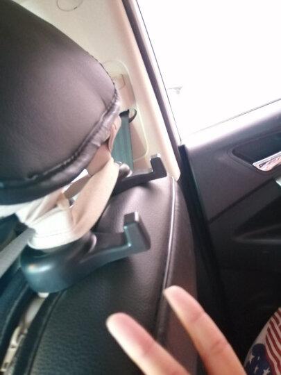奇弗斯 汽车减震垫片通用止震缓冲隔音车门防撞贴片防垫贴异响改装静音橡胶垫片 传祺车型车门8粒装 晒单图