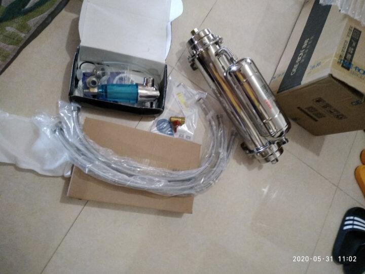 美国净邦 (GEE·BON)中央超滤净水器 家用自来水过滤器直饮机 净水机 标准配件 晒单图