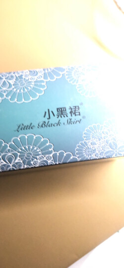 【清仓】科莱博美瞳小黑裙 彩色近视隐形眼镜月抛2片装 净黑 350 晒单图