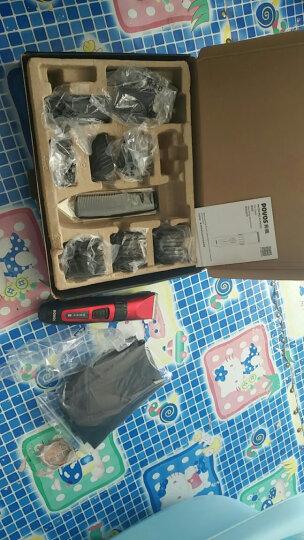 奔腾(POVOS)理发器剃头电推子 专业成人电推剪儿童婴儿理发剪 双电池静音设计 PW230 晒单图