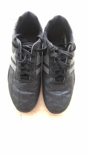 双星儿童碎钉足球训练鞋足球鞋 9011 宝兰 32 晒单图