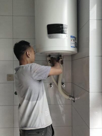 力诺瑞特 智控100升 阳台壁挂式太阳能电热水器家用全自动 光电两用一级能效 立式承压水箱 晒单图