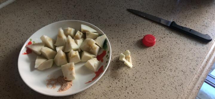 【送酸梅粉】国产白心番石榴芭乐 5斤 生鲜水果 晒单图