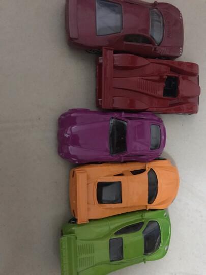 siku儿童玩具男孩合金汽车模型仿真玩具车赛车跑车轿车礼物套装6281(新旧款随机发货) 晒单图