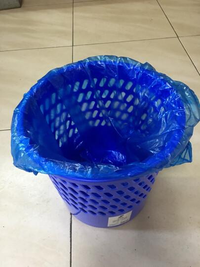 三木(SUNWOOD) 8L金属脚踏式垃圾桶/纸篓 土豪金 6013 晒单图