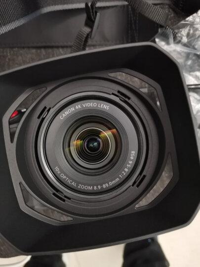 佳能(Canon)XC15 高清数码摄像机 4K高清摄录一体机 套餐二 晒单图