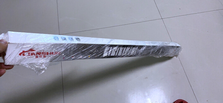利安顺无骨雨刮器雨刷器雨刮片X8对装 12款后新福克斯1.6/2.0/1.0T/1.5T排量/麦柯斯/全新别克GL8 28T直插口 晒单图