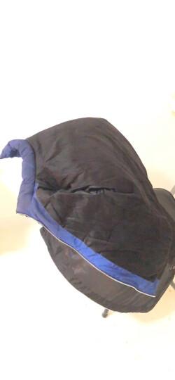 稻草人(Mexican)棉衣男加厚2018冬装加绒棉服男新款棉袄男 红 色 XL 晒单图