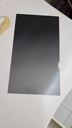 3M电脑防窥膜 显示器防窥片 苹果电脑手机防窥膜 12.5-27.0英寸 商务办公屏幕隐私防护膜 19.0英寸 (408*255MM) 晒单图