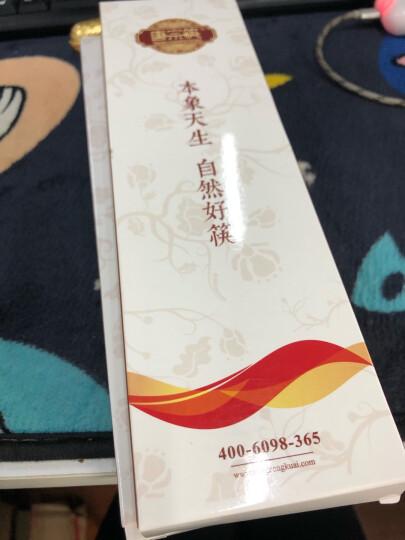 唐宗筷 竹筷子 日式筷 家用酒店用 雕刻筷套装12双装 餐具套装 A156 晒单图