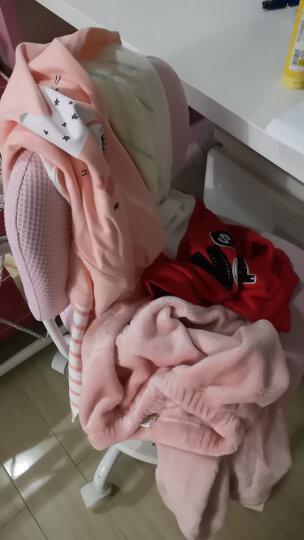 【9款可选】南极人儿童内衣套装男童女童秋衣秋裤两件套宝宝睡衣秋冬款 沙漠黄 90CM 晒单图