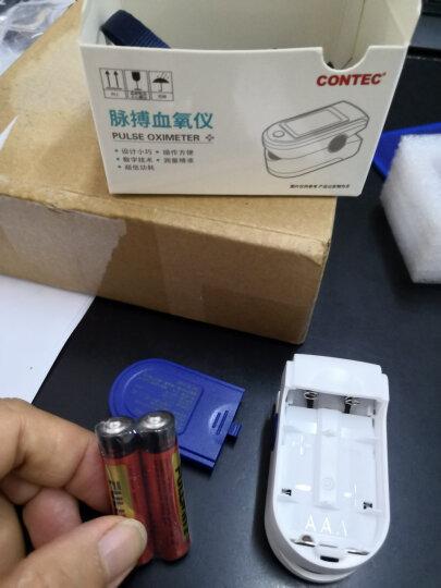 康泰 血氧仪指夹式脉搏血氧饱和度仪检测仪 家用便携式指脉氧仪  CMS50DL CMS50DL 晒单图