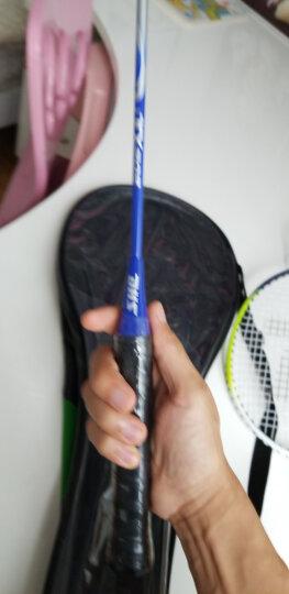 红双喜DHS羽毛球拍对拍E-TX202-2已穿线 晒单图