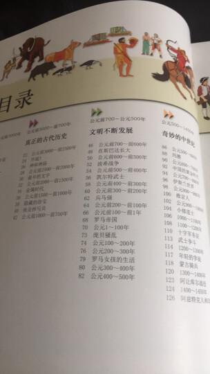 DK儿童人类历史百科全书(第2版) 晒单图