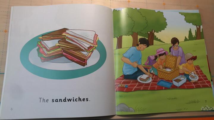 大猫英语分级阅读一级1 Big Cat(小学一、二年级 读物8册+家庭阅读指导1册 点读版 附MP3光盘1张) 晒单图
