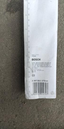 博世(BOSCH)雨刷器/雨刮器/雨刮片火翼全金属支架有骨U型20英寸一支装(具体车型咨询在线客服) 晒单图