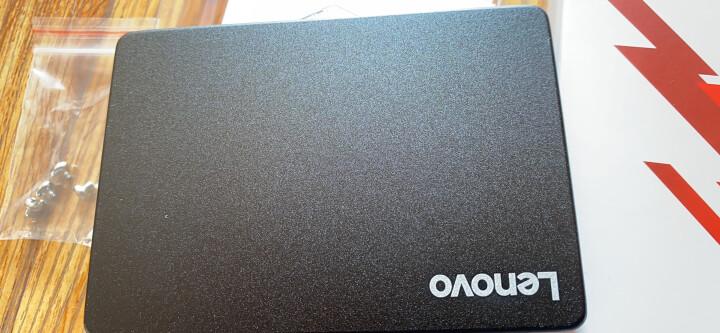 联想(Lenovo) SSD固态硬盘 256GB M.2接口(SATA总线) SL700固态宝系列 2242板型 晒单图