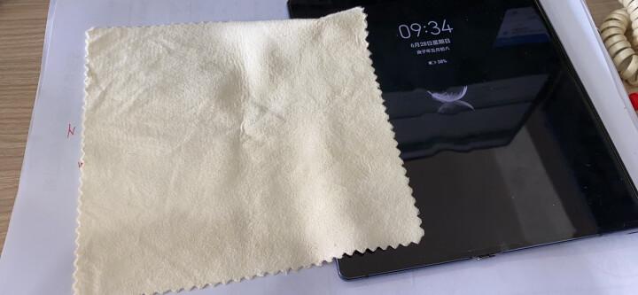 爱博图(Ableto) 麂皮绒相机镜头布适用佳能 尼康 索尼 三星富士 擦拭布 擦镜布清洁布 眼镜布 晒单图