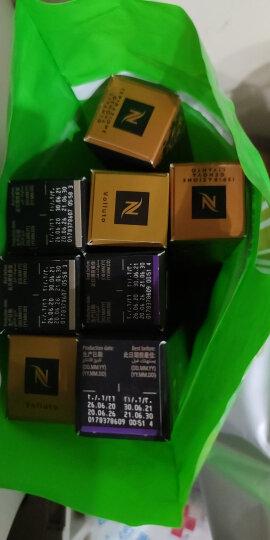 Nespresso 雀巢奈斯派索进口咖啡胶囊 胶囊咖啡机专用 咖啡豆研磨咖啡粉 100粒组合装 晒单图