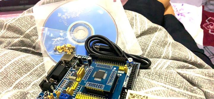 德飞莱MSP430开发板/MSP430F149系统板/USB线下载 晒单图