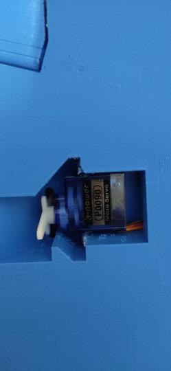 螃蟹王国 航模配件 3.7克轻舵机  固定翼微型小电机 P0037 舵机 P0050-5克舵机 晒单图