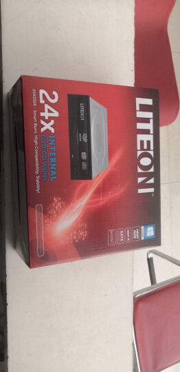 建兴(LITEON)8倍速 USB2.0 外置光驱 DVD刻录机 移动光驱 黑色(兼容WindowsXP/7/8/10苹果MAC系统/ES1) 晒单图