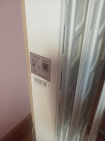 美的取暖器 油汀电暖器家用13片油丁电暖气片暖风机暖器片母婴暖手宝烘干衣物恒温电热器 晒单图
