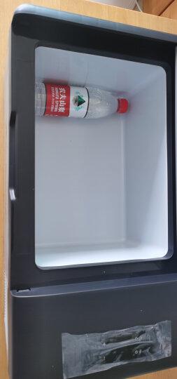 冰虎Alpicool车载冰箱 压缩机车家两用20L小冰箱 汽车宿舍办公室迷你冰箱 快速冷冻冷藏箱 晒单图