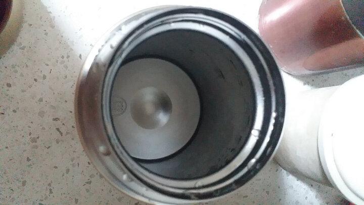 泰福高(TAFUCO)焖烧壶 304不锈钢保温焖烧杯焖烧罐保温粥桶 赠保温包 T-2021 香槟色 1.0L 晒单图