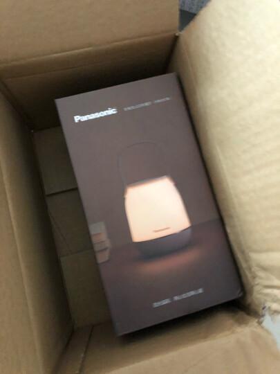 松下(Panasonic)LED人体感应USB充电手电筒小夜灯HHLT0223 珠光白 1.4W 晒单图