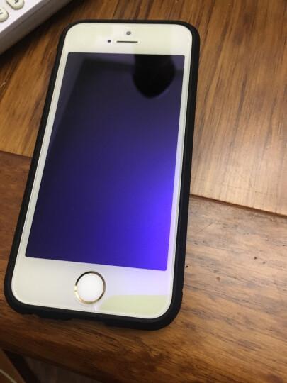 依斯卡【贴坏包赔】苹果x/xs/11 pro钢化膜 iphone 手机膜 抗蓝光【2片装 】高清透明保护贴膜非全屏 JM201 晒单图