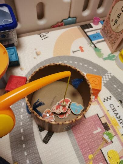 特宝儿 (topbright) 单竿钓鱼玩具婴儿宝宝儿童玩具男孩女孩亲子互动2-3-6岁益智玩具六一儿童节礼物 晒单图