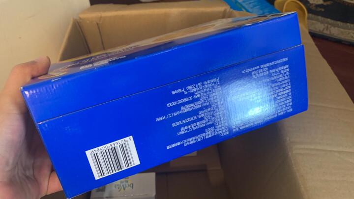 优冠 牛奶香脆饼干 休闲囤货必备零食大礼包礼盒装1000g(普通装和加量装随机发货 介意慎拍)  晒单图