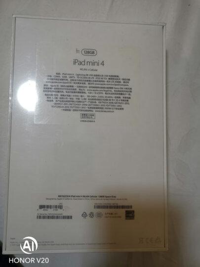 Apple iPad mini 4 7.9英寸 平板电脑(128G WLAN+Cellular版8芯片/Retina显示屏 MK782CH)金色 晒单图