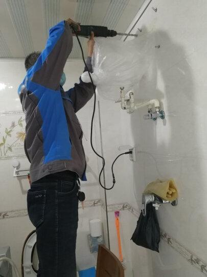 美的(Midea)电热水器家用60升3000W双管速热智能WIFI遥控预约一级能效F6030-V3S 晒单图