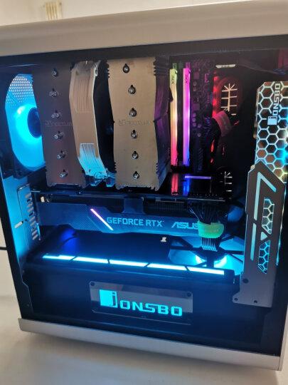 猫头鹰(NOCTUA)NH-D15S CPU散热器 (多平台2011/115X/AMD/CPU双塔散热器/6热管/兼容梳子内存不挡显卡) 晒单图